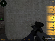 HUD из CS:GO (old) для CS 1.6