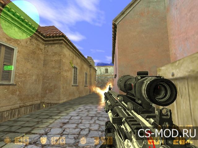 скачать модели пак оружия для cs 1.6 бесплатно