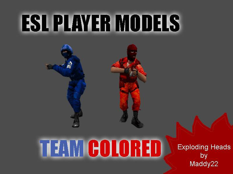 Cs go colored player models cs go non steam all skins download
